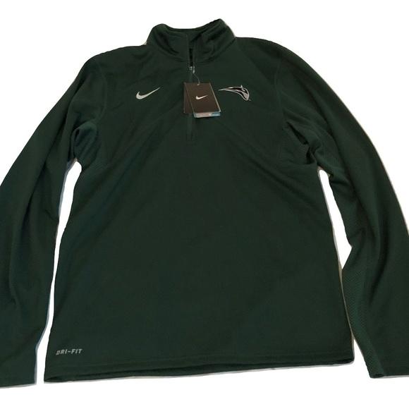 low priced d21d4 a16e1 Portland State Vikings Nike HZ Training Jacket NWT